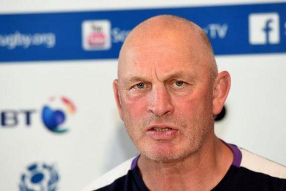 L'entraîneur-chef de l'Écosse, Vern Cotter, revient sur le Top 14 français Photo: SNS