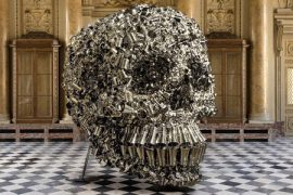 Les oeuvres de Subodh Gupta made in Montpellier 1