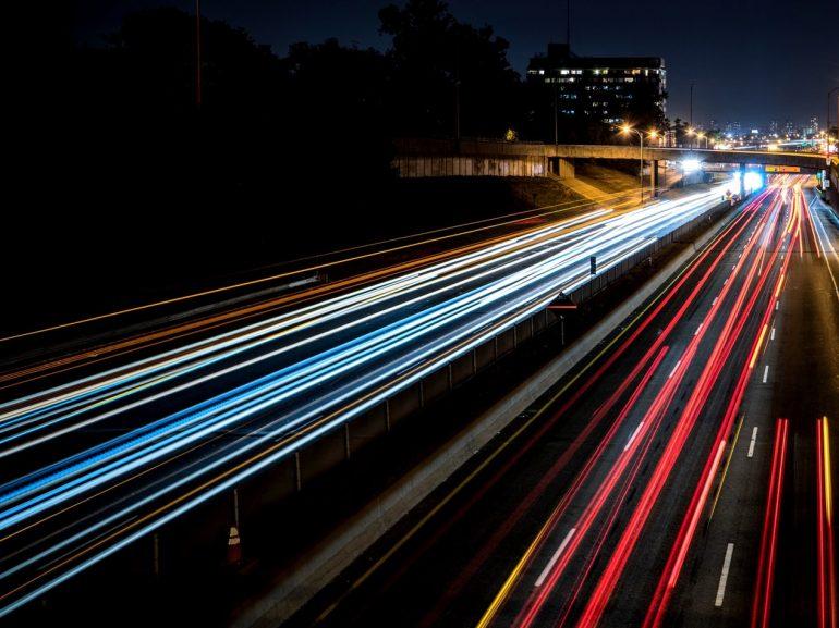 autoroute a9 et a709 sud de France