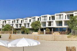 Plage de l'hôtel Costes • Plage Palace Montpellier France 2