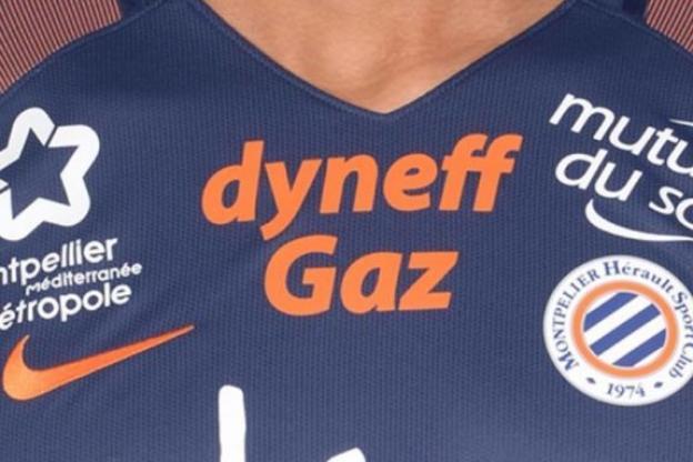 une faute sur les maillots de football du MHSC, il manque un L à montpellier 1 - MontpelYeah Magazine