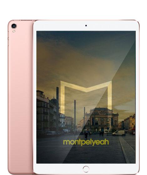 Gagnez votre iPad en rejoignant MontpelYeah 45