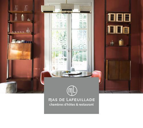 Mas de Lafeuillade Restaurant Montpellier