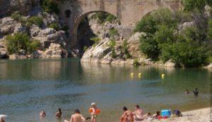 Les coins de baignade en rivière dans la région de Montpellier 4