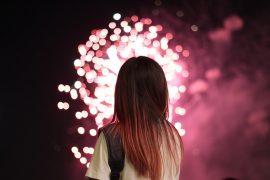 Les feux d'artifices du 14 Juillet 2018 près de Montpellier 5 - MontpelYeah Magazine