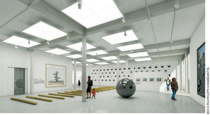 MoCo : visite du futur centre d'art contemporain 3 - MontpelYeah Magazine