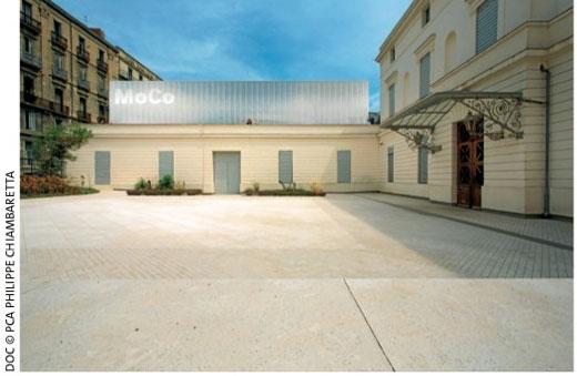 MoCo : visite du futur centre d'art contemporain 7