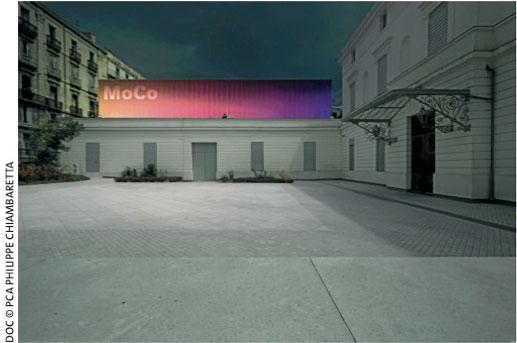 MoCo : visite du futur centre d'art contemporain 8