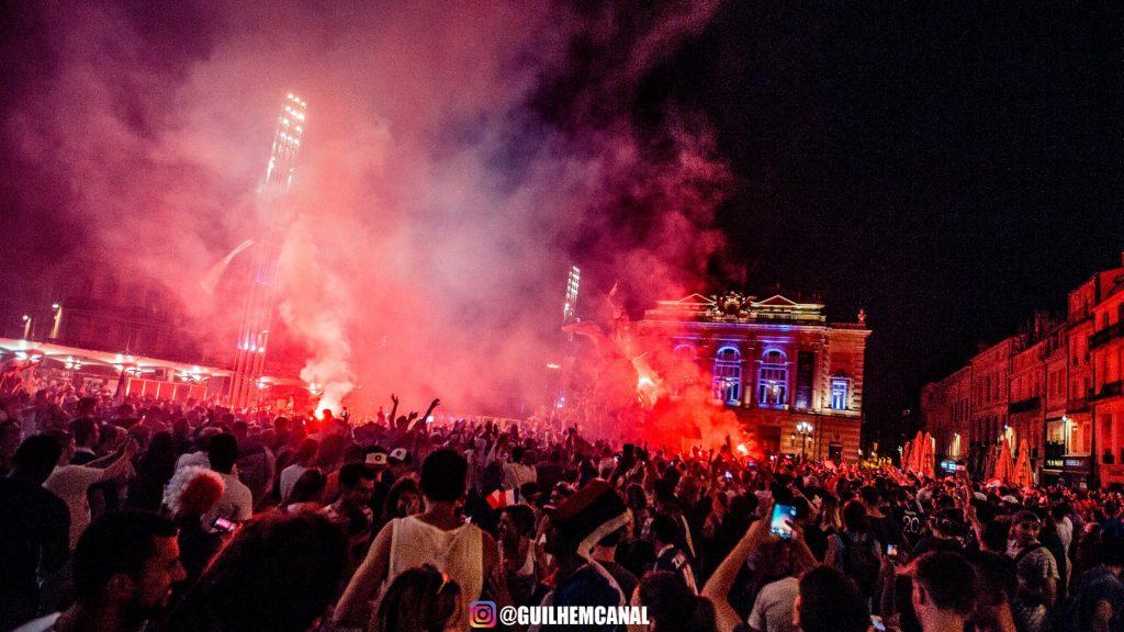 Explosion de joie dans les rue de la ville - en images 25