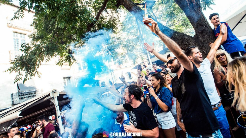 Explosion de joie dans les rue de la ville - en images 41 - MontpelYeah Magazine