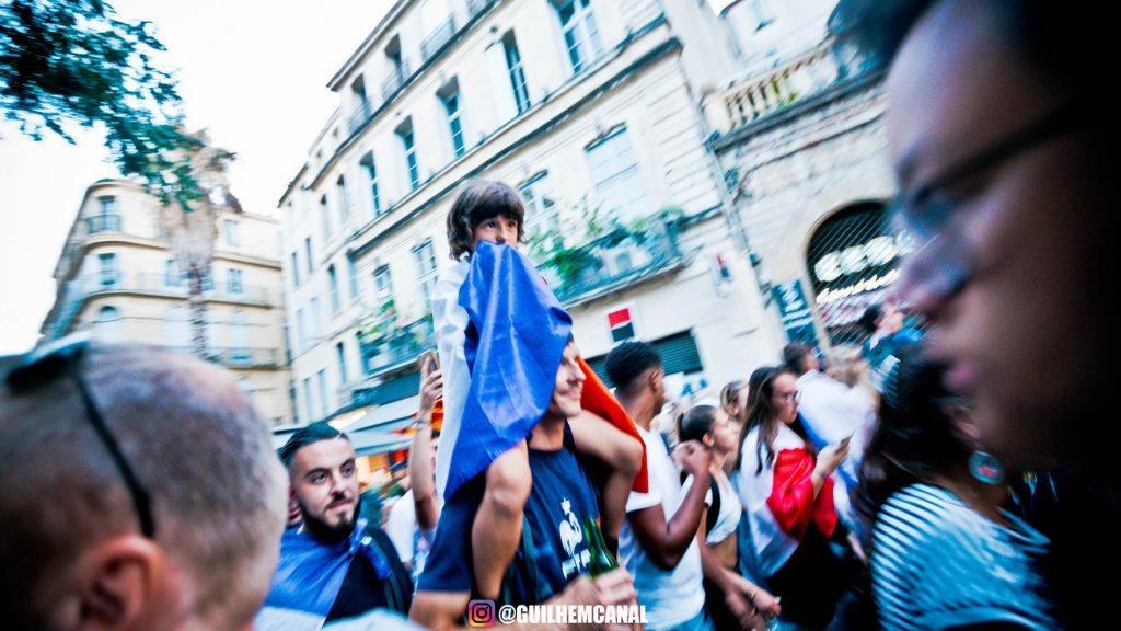 Explosion de joie dans les rue de la ville - en images 17 - MontpelYeah Magazine