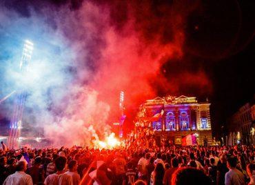 Explosion de joie dans les rue de la ville - en images 29