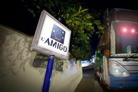 Bus l'Amigo • Les horaires pour rentrer en toute sécurité 2