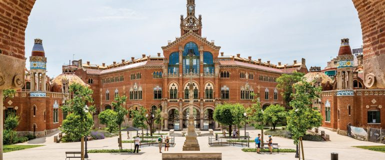 Une virée catalane à Barcelone 1