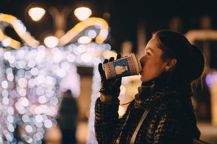 """Le marché de Noël avec un esprit """"Wild"""" 1"""