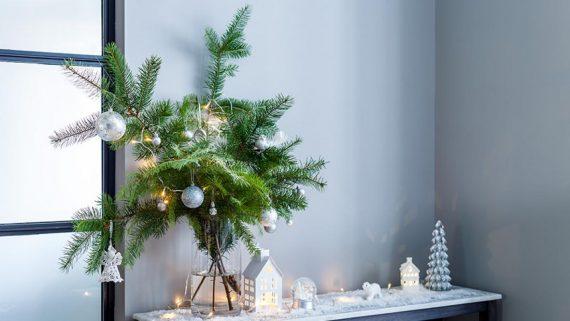 Vos arbres de Noel originaux faits maisons 15