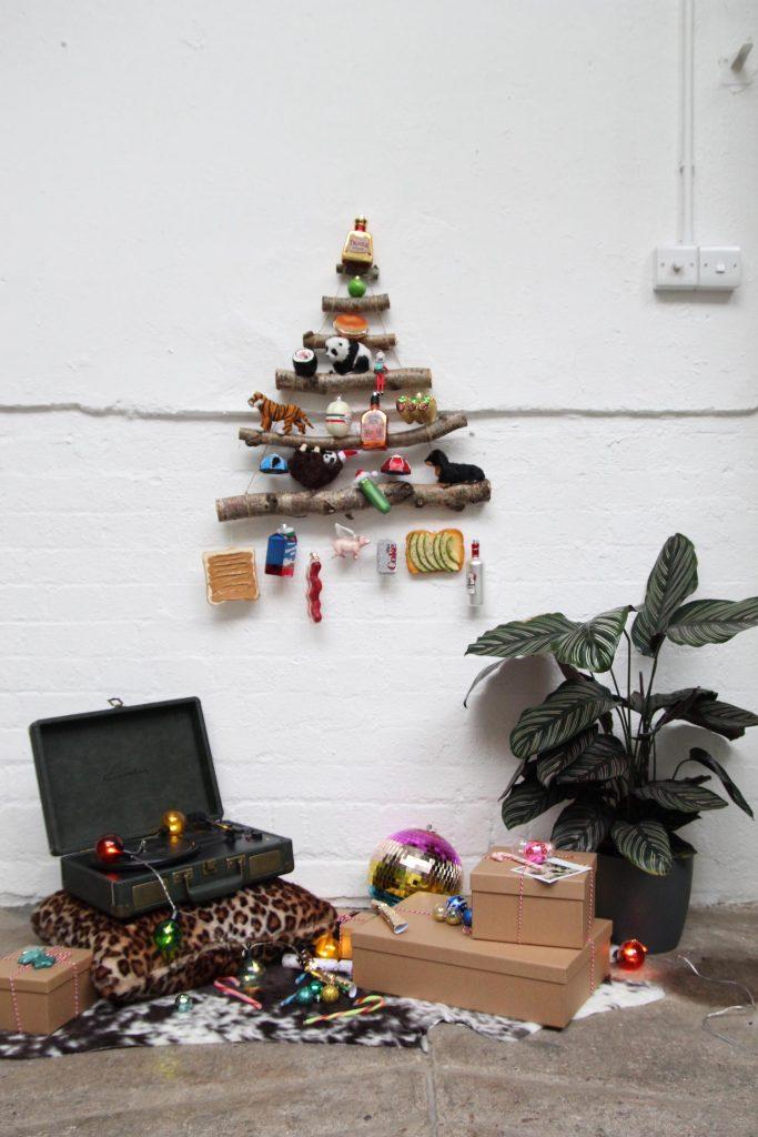 Vos arbres de Noel originaux faits maisons 3