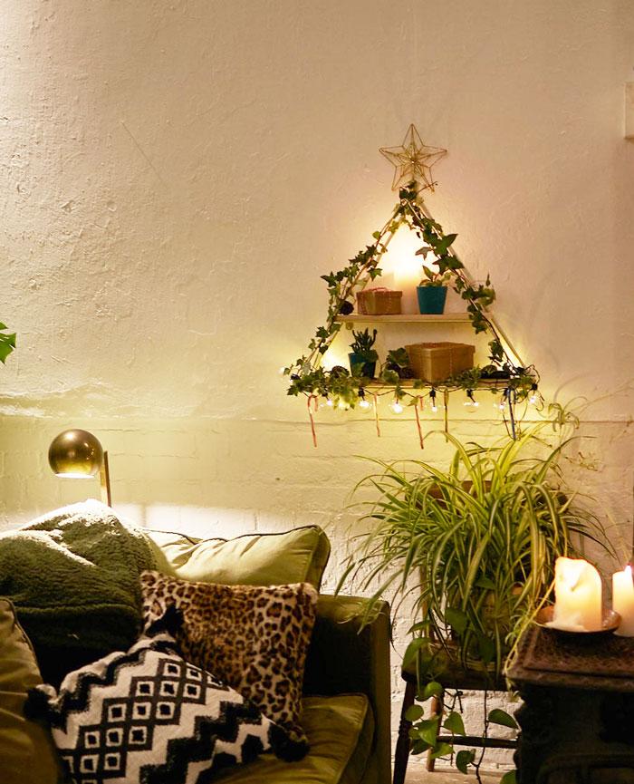 Vos arbres de Noel originaux faits maisons 5