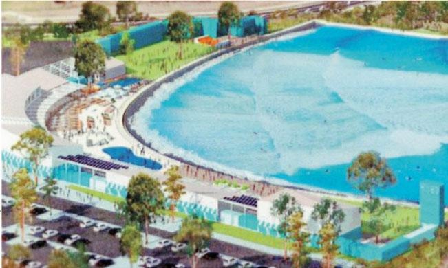 Un parc aquatique en projet dans les environs de Montpellier 2