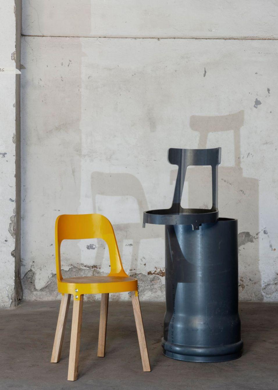 Du pipeline aux meubles design 2