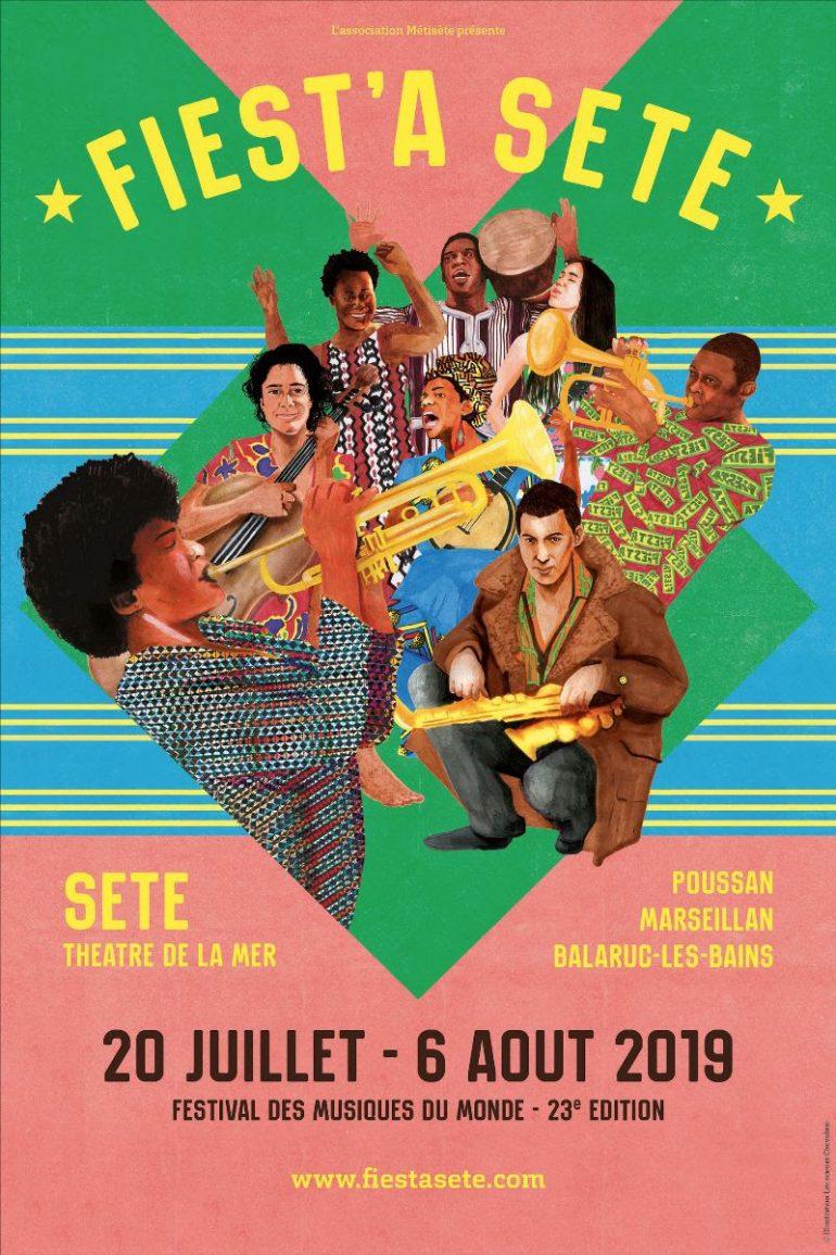 Embarcation pour Fiest'A Sète 2019 1