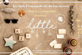 Festival Little à Montpellier : des ateliers pour petits et grands 1 - MontpelYeah Magazine