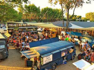 la Street food du Lez • Les foodtrucks au marché du Lez à Montpellier 2