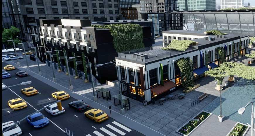 Végétaliser et embellir l'espace urbain, un projet belles corolles végétales 3