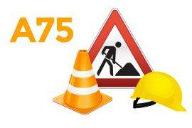 Autoroute A75 : travaux de l'été 2019 1