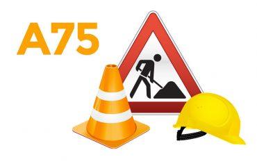 Autoroute A75 : travaux de l'été 2019 2