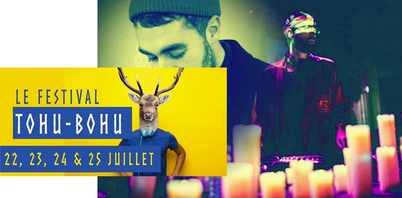 Tohu Bohu 2019 : 22-24 juillet les concerts electros gratuits à Montpellier 2