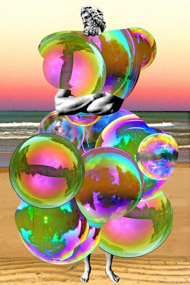 Une série de statuts et d'êtres imaginaires créés par Johanna Goodman 10