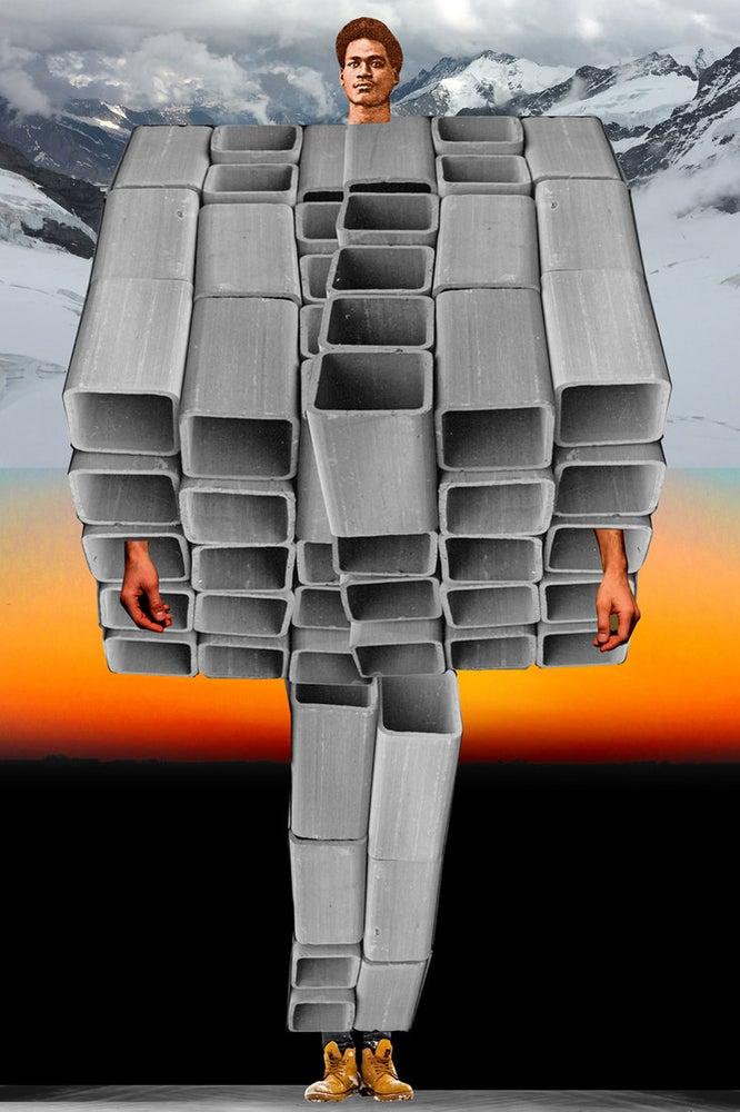 Une série de statuts et d'êtres imaginaires créés par Johanna Goodman 12