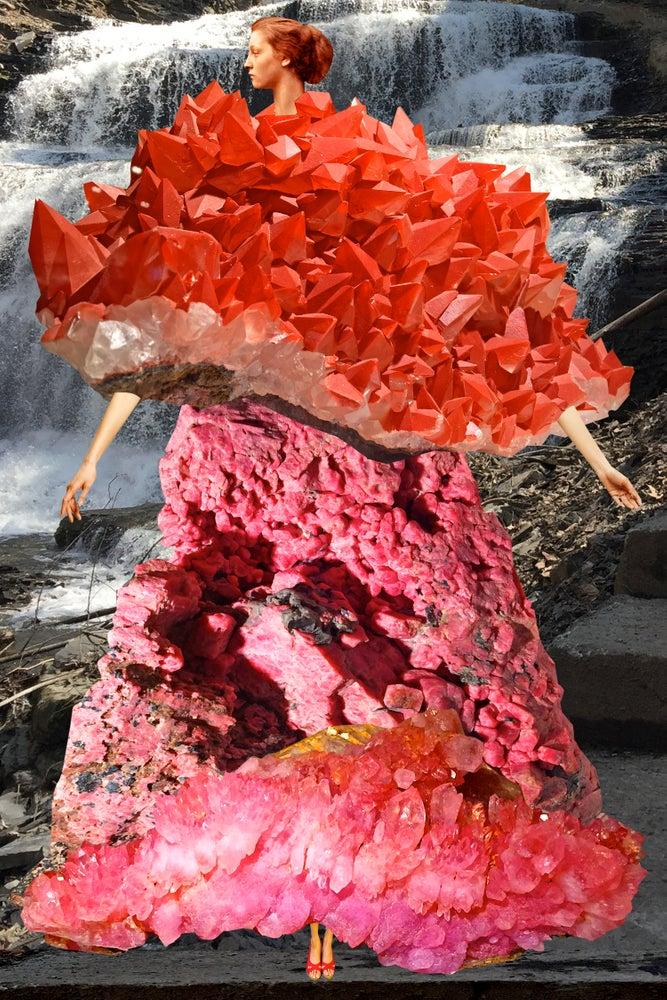 Une série de statuts et d'êtres imaginaires créés par Johanna Goodman 19