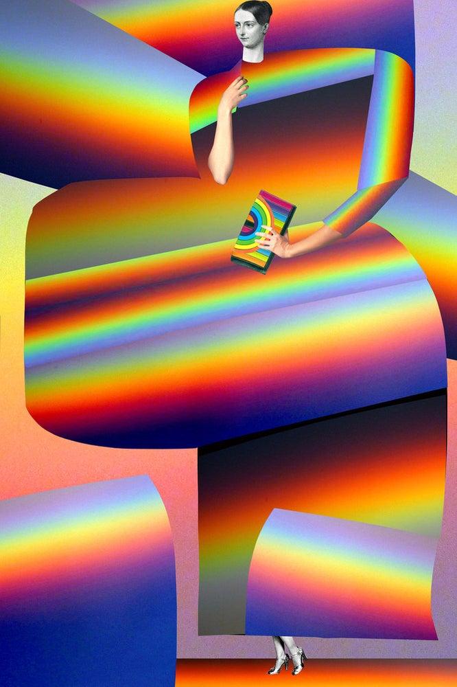 Une série de statuts et d'êtres imaginaires créés par Johanna Goodman 8