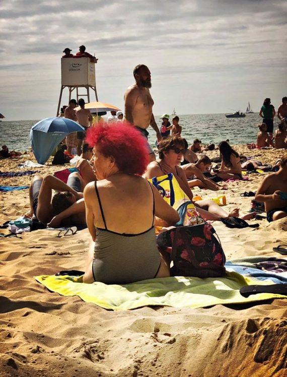 L'été sous l'oeil aiguisé d'Isabelle 7