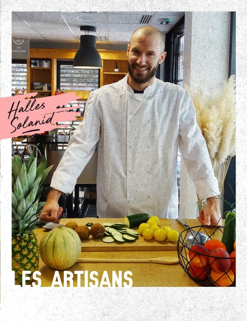 Nouveau marché gourmand et convivial : Les Halles Plaza 11