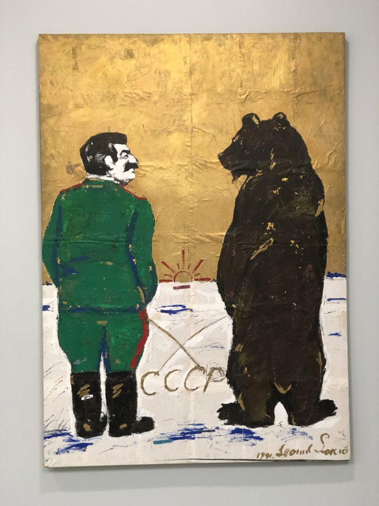 Jusqu'en février les non-conformistes russes s'exposent au MOCO 7 - MontpelYeah Magazine