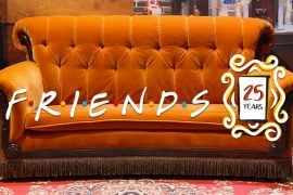 Le décor de la série Friends s'invite au jeu de Paume 3