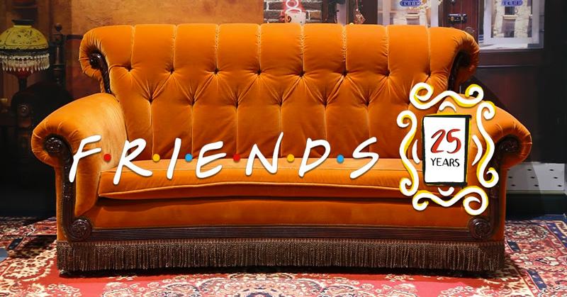 Le décor de la série Friends s'invite au jeu de Paume 41 - MontpelYeah Magazine
