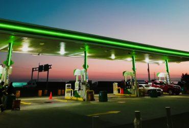 Carte des stations essence, pénurie ou disponibilité des carburants 1