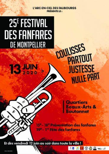 Festival des Fanfares 25ème édition les 12 et 13 juin 2020 14