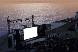 Un Cinéma au théâtre de la mer de Sète cet été 2020 2
