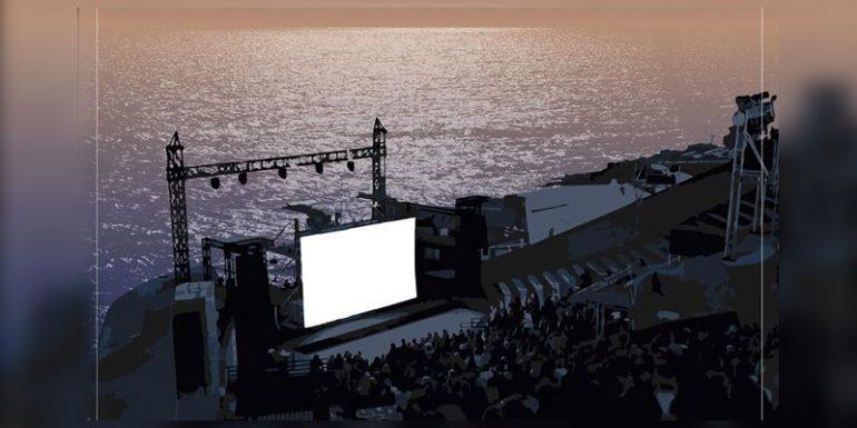 Un Cinéma au théâtre de la mer de Sète cet été 2020 1 - MontpelYeah Magazine