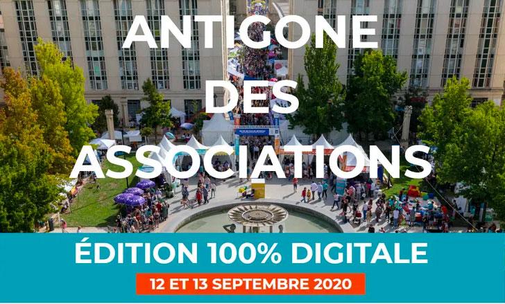 L'antigone des associations 2020, en route pour une édition virtuelle 1 - MontpelYeah Magazine