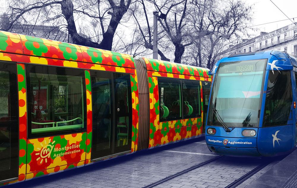 Le tramway gratuit à Montpellier, comment ça marche ? 21 - MontpelYeah Magazine