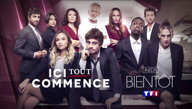 ici tout commence la nouvelle série de TF1 tournée dans notre sud 1 - MontpelYeah Magazine