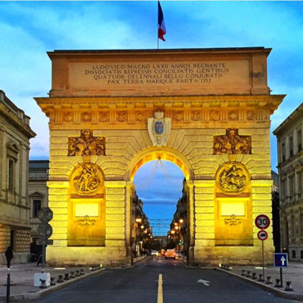 Exclu : Un live de Joris Delacroix depuis l'Arc de Triomphe à Montpellier 5 - MontpelYeah Magazine