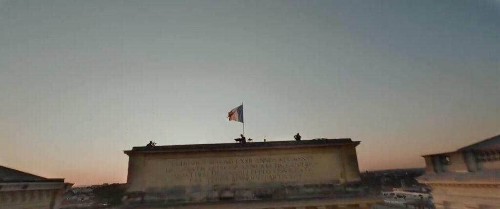 Exclu : Un live de Joris Delacroix depuis l'Arc de Triomphe à Montpellier 7 - MontpelYeah Magazine