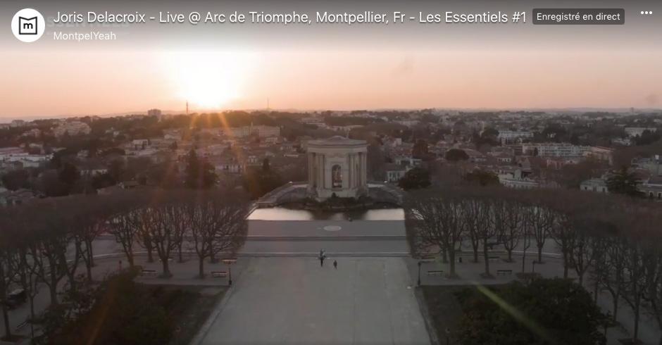 Les ESSENTIELS : une série d'évènements culturels en ligne à Montpellier 1 - MontpelYeah Magazine